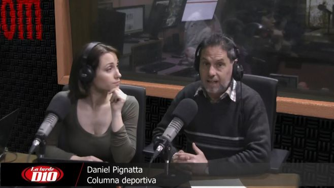 """Daniel Pignatta: """"Aún no se vislumbra en el horizonte el comienzo del fútbol"""""""
