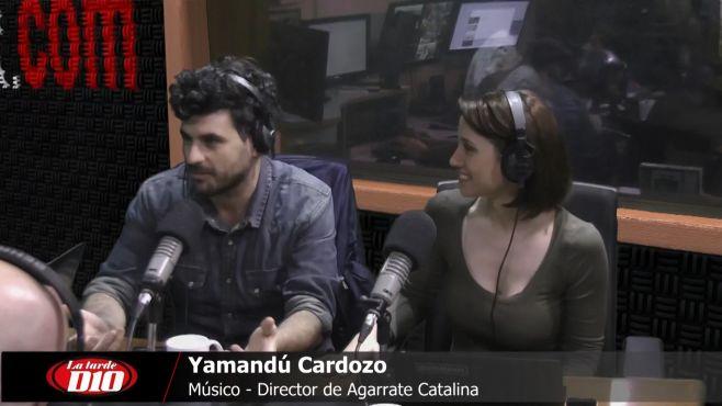 """Yamandú Cardozo: """"Generalmente la chispa que arranca todo es el humor"""""""