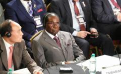 """""""Sorprendente y decepcionante"""" designación de Mugabe en la OMS"""