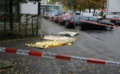 Varios heridos en un ataque con cuchillo en Alemania