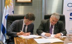 Uruguay y España firman un acuerdo de cooperación en servicios públicos