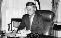 El crucial discurso de Kennedy que evitó un holocausto nuclear cumple 55 años