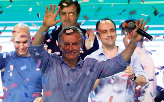 """Macri tras triunfo de Cambiemos: """"La etapa más difícil ya pasó y estamos creciendo con transparencia"""""""