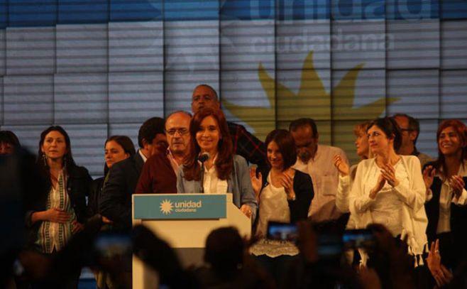 """Cristina Fernández: la sociedad ha elegido """"qué modelo de oposición quiere"""""""