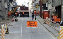Obras en Montevideo generan cortes y desvíos este lunes