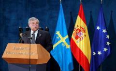 """Tajani: """"Ningún país europeo reconocerá la independencia de Cataluña"""""""