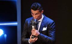 Cristiano Ronaldo vuelve a ser 'The Best'