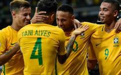 """Tite reconoce que Brasil es """"uno de los favoritos"""" para el Mundial de Rusia"""