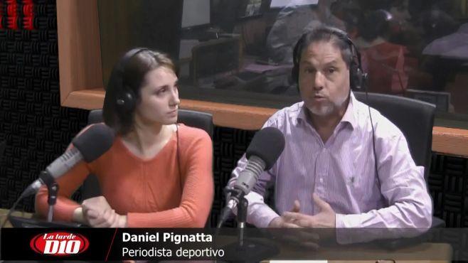 """Daniel Pignatta: """"Cómo arruinar un conflicto en sencilla ceremonia"""""""