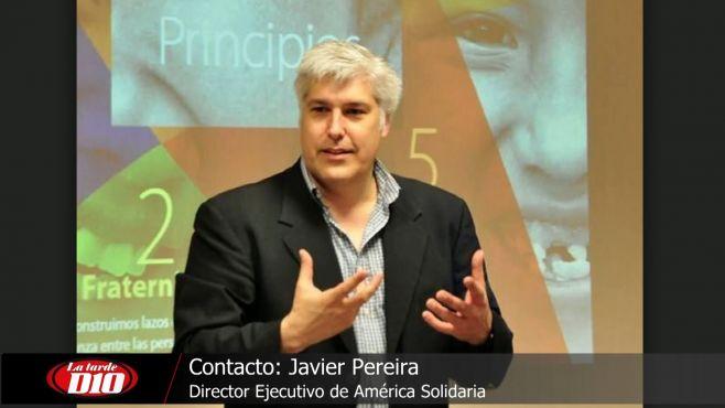 América Solidaria invita a conferencia de Gustavo Zerbino.