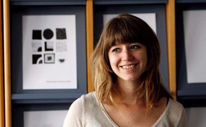 Poetisa española Ángela Segovia. EFE