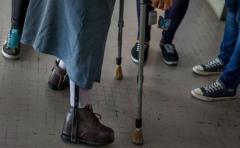 Casi el 25 % de las mujeres europeas tendrán discapacidades físicas en 2047