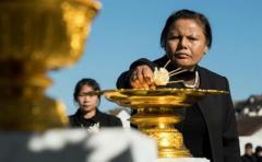 Tailandia despidió al rey Bhumibol en gran ceremonia