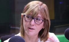 Lustemberg renuncia y asumirá en Diputados