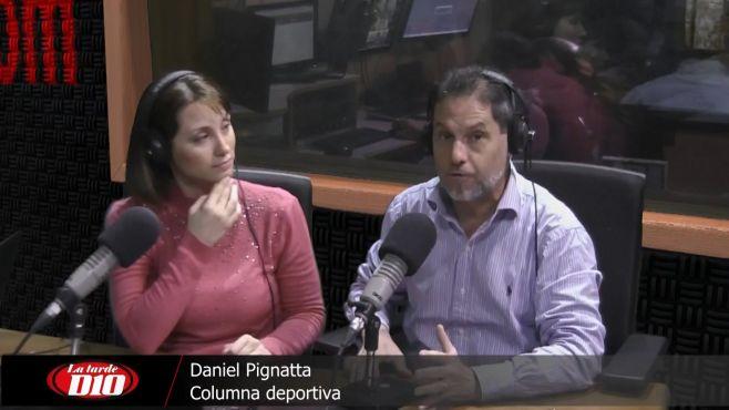 """Daniel Pignatta: """"Lunes o martes próximo puede decidirse cuando regresa el fútbol"""""""