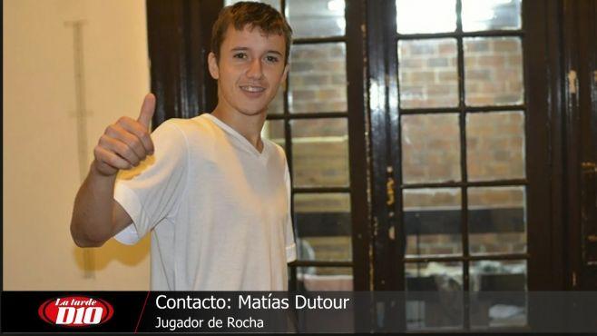 "Matías Dutour: ""Es muy feo lo que pasé"""