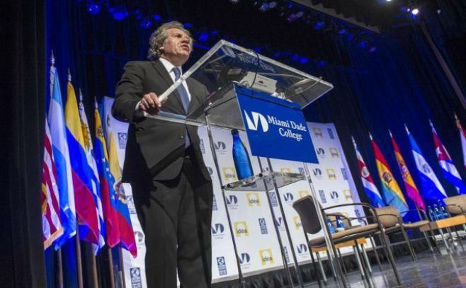 La SIP entrega a Almagro el Gran Premio Libertad de Prensa