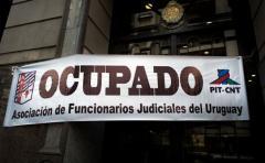 Los funcionarios judiciales dispuestos a ir a la huelga