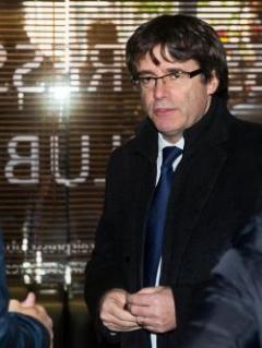 Puigdemont asegura que no está en Bélgica para pedir asilo
