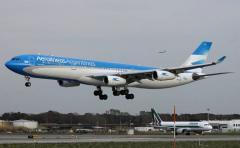 Vuelos de Aerolíneas Argentinas afectados por paro de trabajadores