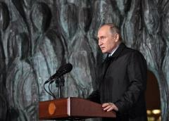 Putin y las sombras de Stalin