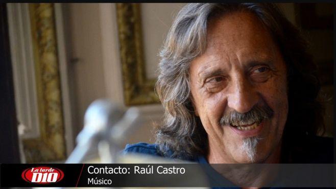 """Raúl Castro: """"Viglietti era un cantor revolucionario, y los cantores revolucionarios nunca mueren"""""""