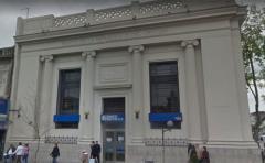 Funcionarios de la banca oficial de paro por conflicto con el BROU