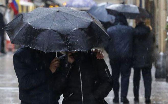 Inumet extiende su advertencia meteorológica por tormentas y lluvias