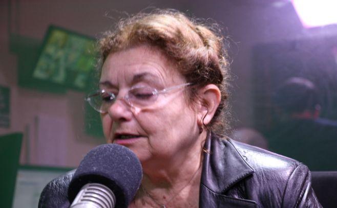 Edith Moraes, subsecretaria de Educación y Cultura / . El Espectador, Enzo Adinolfi