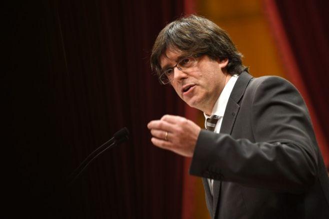 Orden de detención para Puigdemont