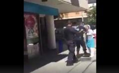 Policías que detuvieron a panadera de Pocitos fueron sumariados