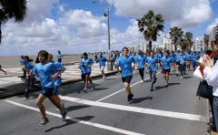 Corriendo por Montevideo