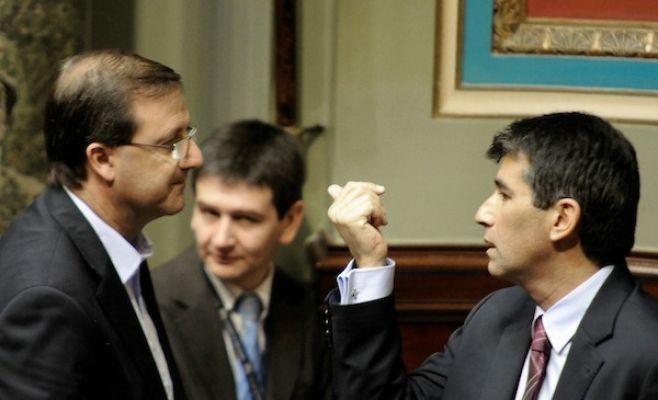 Precedente de Sendic obliga a cautela en el FA en caso De León