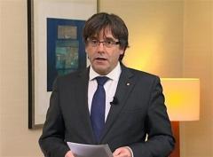 Puigdemont y los cuatro exconsellers se entregan a la Policía belga