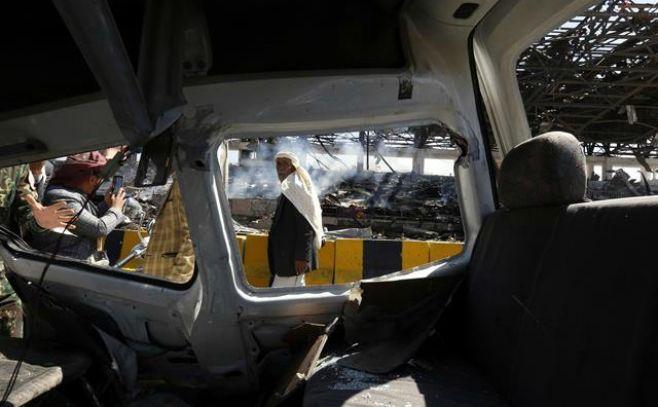 El grupo EI reivindica atentado y asalto a una comisaría en el sur de Yemen