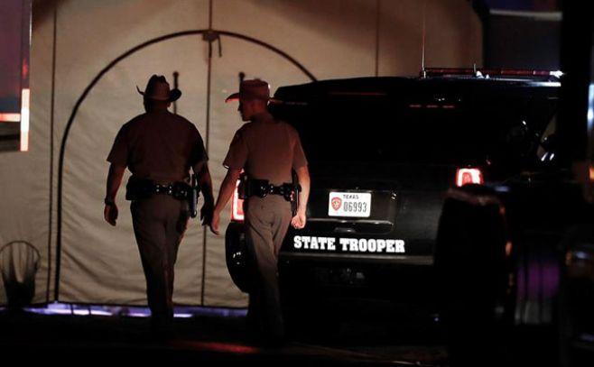 """Trump asegura que el tiroteo de Texas es """"un problema de salud mental"""""""