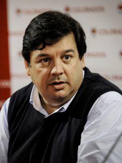 Adrián Peña, diputado del Partido Colorado. Foto: Javier Calvelo/ adhoc