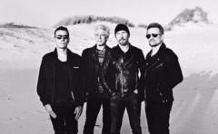 U2, premio de honor y estrellas de los premios europeos de MTV 2017