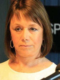 Ana Lía Piñeyrúa, ministra de la Corte Electoral. Foto: El Espectador