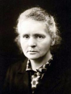Uruguay rindió homenaje a María Curie a 150 años de su nacimiento
