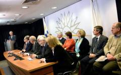 Consejo de Ministros reunido para planificar la segunda etapa del proyecto UPM