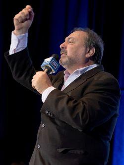 Jorge Gandini, diputado del Partido Nacional. Foto: Ricardo Antúnez/ adhoc