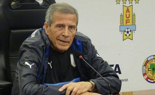 Uruguay perdió en el amistoso con Austria