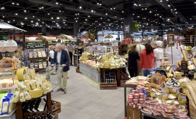 Disco inauguró el nuevo supermercado de Punta Carretas