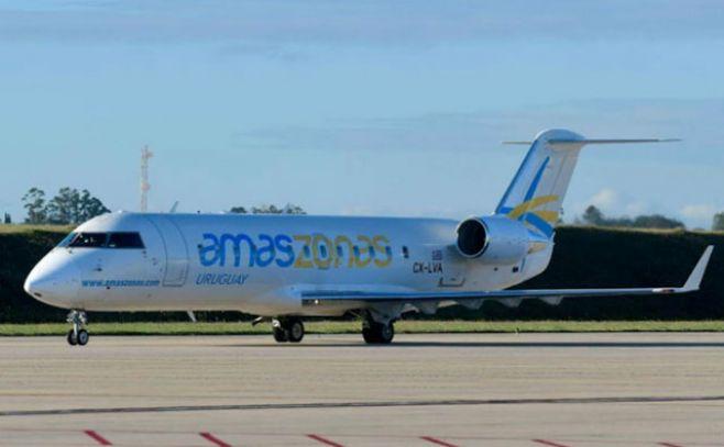 Accidente en el Aeropuerto de Carrasco dejó a un operario gravemente herido