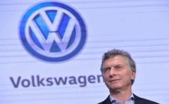Volkswagen anuncia multimillonaria inversión en Argentina