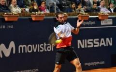 Cuevas se medirá en semifinales al argentino Nicolás Kicker