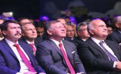 El rey de Jordania reitera su apoyo a la creación de un estado palestino