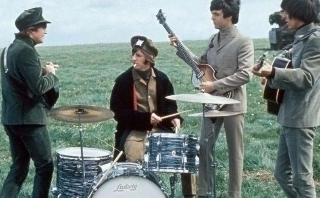 """Filmaciones inéditas de los Beatles en el rodaje de """"Help!"""" salen a subasta"""