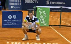 Pablo Cuevas campeón del Uruguay Open